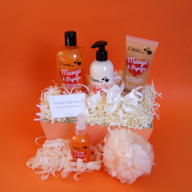 Bath Gift Hampers For Her