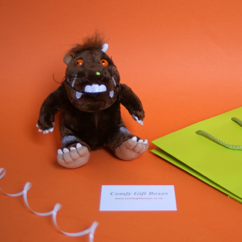 Get well soon gifts for kids, Gruffalo get well presents UK delivery