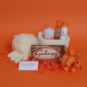 Galaxy mini pamper gifts