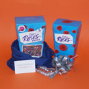 Jigsaw puzzle and chocolates get well gifts, Cadbury Roses chocolates gifts to buy online, get well present ideas for children, jigsaw gifts for teenagers, UK delivery