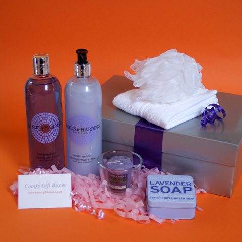 Lavender Birthday Gifts For Her Gift Ideas Women Bath