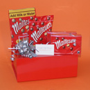 Maltesers gifts UK, Maltesers chocolate gifts delivered, Malteser chocolate presents UK, Malteser gifts