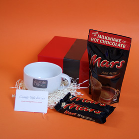 Mars bars hot chocolate gifts for men, Birthday gift ideas for him, Mars Bars chocolate gifts UK delivery