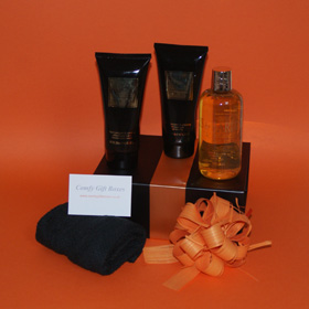 Baylis and Harding gifts for him, pamper gifts for men delivered, Father's Day pampering gifts, pampering presents for him