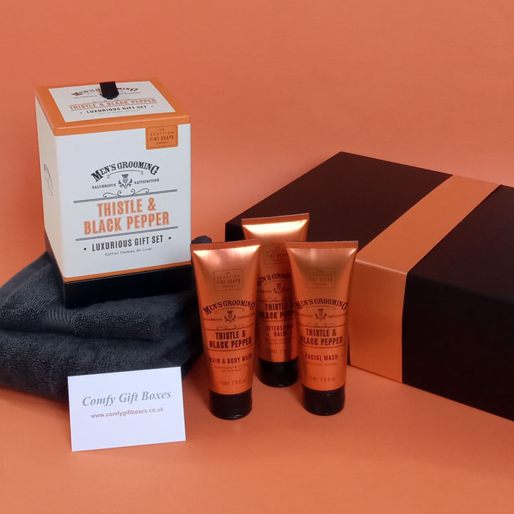 Pamper gifts for men, male grooming gift ides for men UK, pamper gifts for him online, gifts for boys UK delivery, male grooming gifts UK, grooming gift set for him
