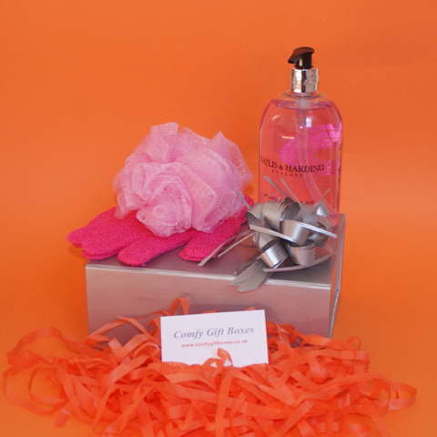 Thank you gifts for her delivered, small pamper presents for girls