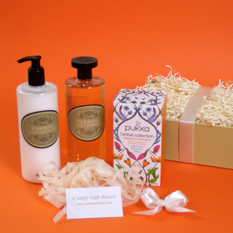 Luxury Body Hampers For Women Pamper Gift Hamper Ideas Her